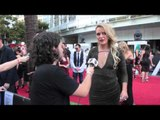 Airling interviewed on the ARIA Red Carpet 2015