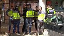Registros en la sede del Huesca por una operación contra el amaño en partidos de fútbol