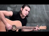 "Elliot Maginot ""Monsters at War"" (The AU Sessions - Live & Acoustic)"