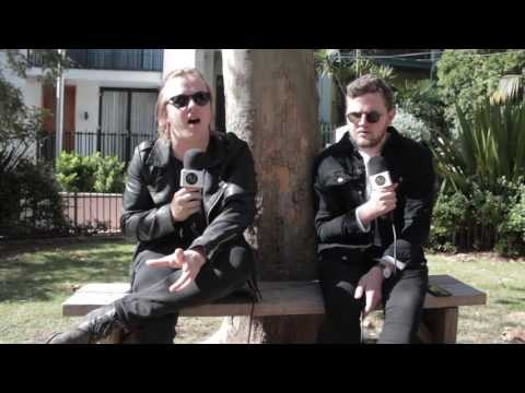 "SAFIA on their debut LP ""INTERNAL"" and massive Australian tour"