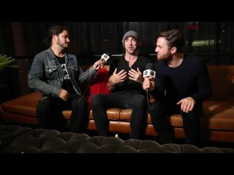 All Time Low's Rian & Alex talk covering Cher, secret recordings and collaborations