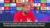 (Subtitled) Klopp says he's 'excited' ahead of Champions League final