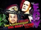 Ecw one night stand 2006 rvd vs john cena part 1