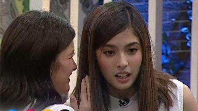 Mars: Young actress, clingy umano sa kasamang gwapong celebrity! | Mars Mashadow