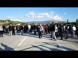 Protesta e opozitës në Korçë (Pa koment)  - Top Channel Albania - News - Lajme