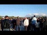 Protesta e opozitës në Vlorë (Pa koment)  - Top Channel Albania - News - Lajme