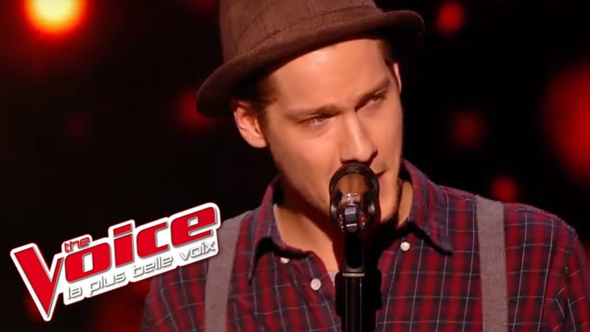 Ryan Shaw – Memphis Train   Max Blues Bird   The Voice France 2015   Épreuve Ultime
