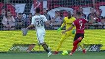 J34 EA Guingamp - AS Monaco ( 3-1 ) - Résumé - (EAG - ASM)  2017-18 (1)
