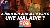 Mouv'13 Actu : Jeux vidéo, WhatsApp, Jul