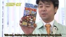 HDゲームセンターCX #162 興奮!「スーパードンキーコング2」Retro Game Master Game Center CX  Donkey Kong Country 2 Part 1