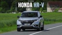 Essai Honda HR-V 1.5 i-VTEC turbo BVM (2019)