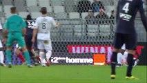 J17 Girondins de Bordeaux - EA Guingamp (1-0) - Résumé - (GdB - EAG)   2015-16