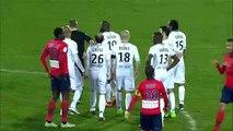 J25 GFC Ajaccio - EA Guingamp (0-0) - Résumé - (GFCA - EAG)   2015-16