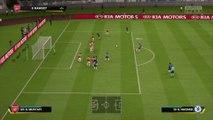 Chelsea - Arsenal : on a simulé la finale de l'Europa League sur FIFA 19