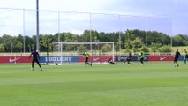 Ward Prowse scores in England training