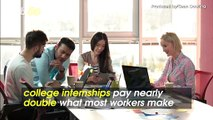 Money in the Piggy Bank! These Companies Pay Interns Nearly Double of What Most Workers Make