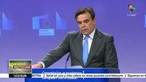 Reacciones en Bruselas tras elecciones al Parlamento Europeo