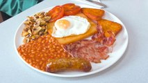We searched for the best full English breakfast in London — here's who came out on top