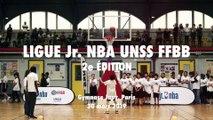 Draft Ligue Jr. NBA FFBB UNSS