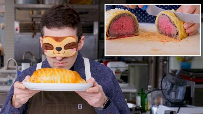 Recreating Gordon Ramsay's Beef Wellington From Taste