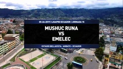 Mushuc Runa 0:2 Emelec