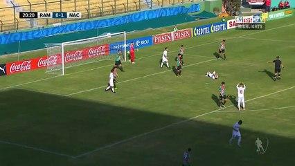 Rampla Juniors 0:3 Nacional