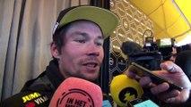 Primož Roglič - Post-race interview - Stage 16 - Giro d'Italia / Tour of Italy 2019