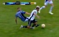 Un match argentin dégénère à cause d'une action où tous les coups sont permis !