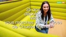 L'Avenir - Politique : interview de Rachel Sobry, plus jeune élue au Parlement de Wallonie