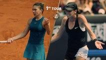 Roland-Garros 2019 : le résumé de Simona Halep - Ajla Tomljanovic