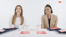 Jessica Alba & Gabrielle Union | Disgustingly Healthy