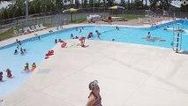 Ce maitre-nageur intervient de justesse pour sauver un enfant de la noyade