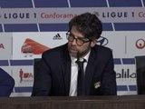 OL - Fekir pas retenu, Aouar conforté : Juninho fait le point sur les départs