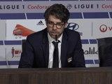 Juninho : ''Le PSG ? On est un peu derrière''