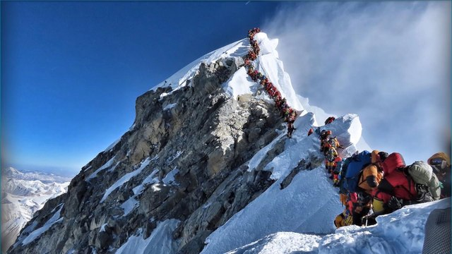 Mount Everest Protocols Questioned Following Fatal Overcrowding
