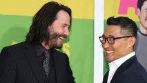 Ali Wong Says She Made New Flim To Kiss Keanu Reeves And Daniel Dae Kim