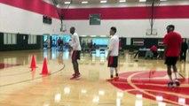 Raptors prepare for NBA Finals against Warriors