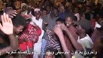نشاطات رياضية وثقافية ترافق اعتصام الخرطوم