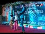 डांस प्रतियोगिता में जज बनकर पहुंची सपना चौधरी, 'तेरी अंखियों का यो काजल' पर लगाए ठुमके-Sapna Chaudhary, who came as judge in the dance competition, Dance done on song teri ankhiyon ka yo kajal' in jhalawar
