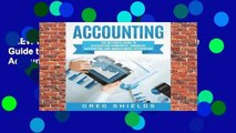[NEW RELEASES]  Accounting: The Ultimate Guide to Accounting Principles, Financial Accounting and