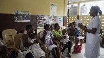 """Au Ghana, la vaccination, nouvel """"outil"""" contre le paludisme"""