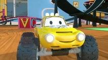 Le Bulldozer Et La Super Patrouille Camion Pompier Voiture De