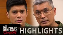 Marcial is determined to show Ethan that Rhian is innocent   The General's Daughter