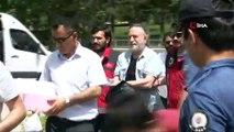 Zümrüt Apartmanı kitabı yazarı Ankara Adliyesi'ne getirildi