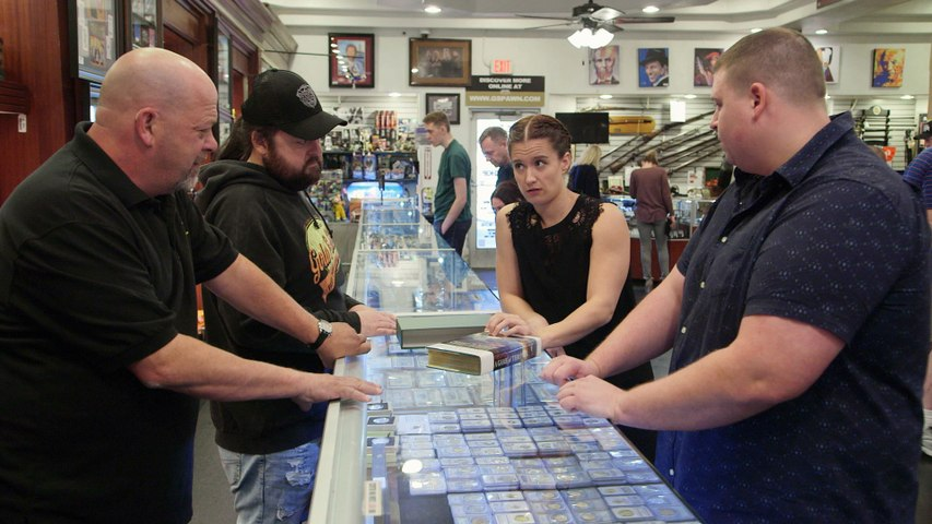 Pawn Stars: Rebecca Consults on a Limited Edition Game of Thrones Book