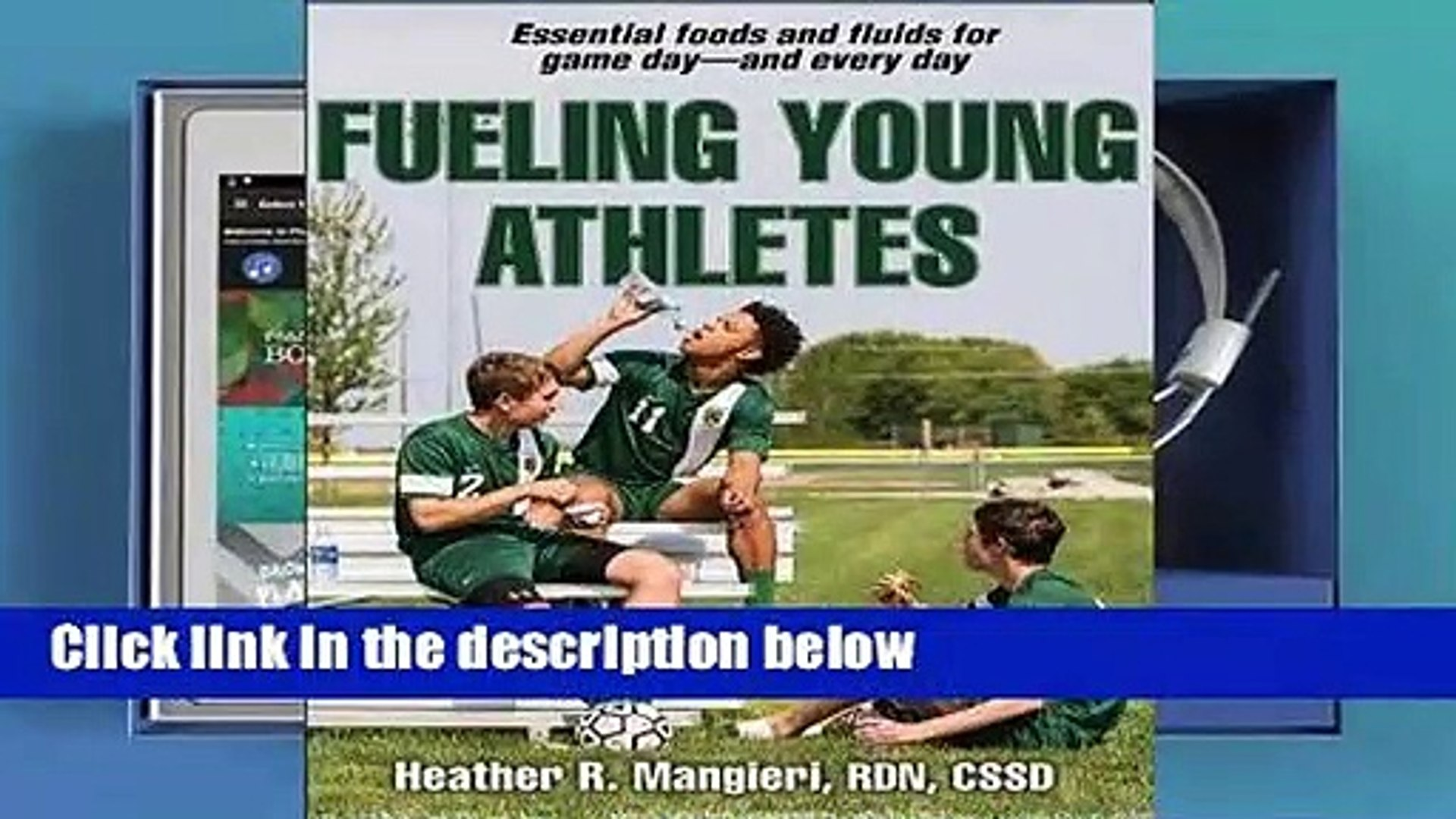 About For Books  Fueling Young Athletes Complete