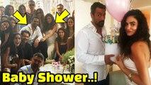Arjun Rampal Hosts BABY SHOWER for PREGNANT GF Gabriella Demetriades