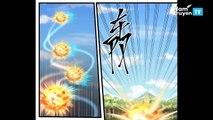 Truyện Tranh Võ Luyện Đỉnh Phong - Chap 197+198 - Kiếm Thân - Tu La Kiếm Vs Vạn Kiếm Quy Nhất