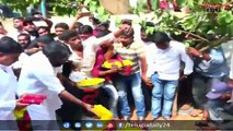 JanaSena Party Chief Pawan Kalyan Pays Condolences to Ex.MP SPY Reddy Garu || Nandyal || #janasena