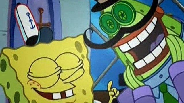 SpongeBob SquarePants S02E10 Imitation Krabs